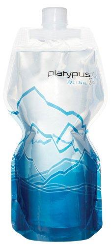 Platypus(プラティパス) アウトドア 給水用 ソフトボトル 容量1.0L マウンテン 25872 【日本正規品】