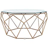 Coffee Table - Rose Gold