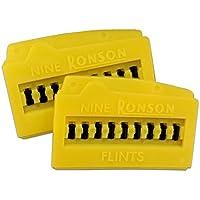 RONSON ロンソンライター 純正フリント(発火石)2個セット
