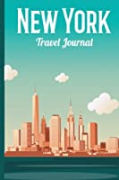 New York Travel Journal: Wanderlust Journals