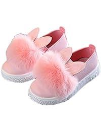 [テンカ]ベビーシューズ 女の子 子ども靴 ガールズ 発表会 結婚式 入園式 入学式 卒業式 歩きやすい 軽量 かわいい カジュアル パンプス お祝い