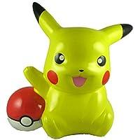 Pokemon Pikachu Poke Ball Money Coin Bank Collectible Piggy Bank 8 Tall [並行輸入品]