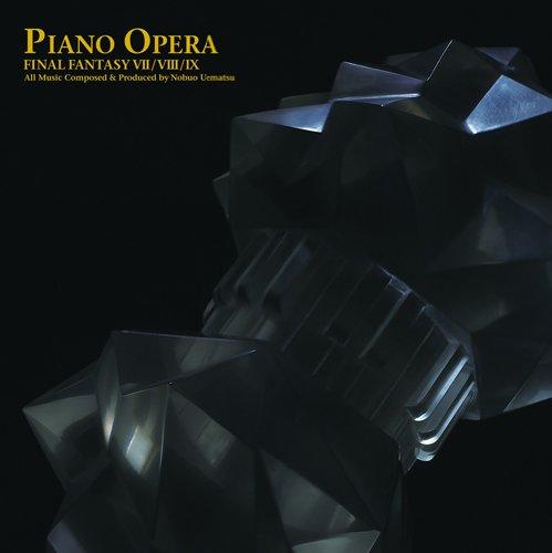 PIANO OPERA FINAL FANTASY VII/VIII/IX