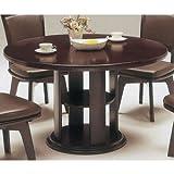 ダイニングテーブル 円形 120 丸型 食卓 LUNA2