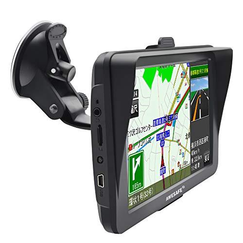 ポータブルカーナビ カーナビ 7インチ 車載GPS 2018...