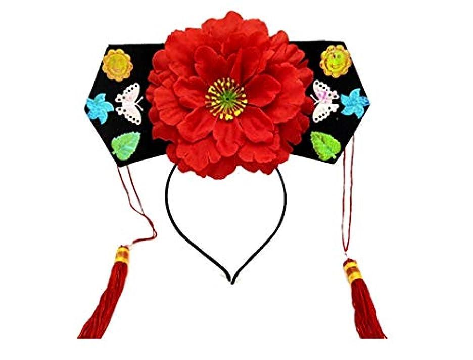 凝視ロマンチック誓約MINGTAI ヘアアクセサリー結婚式のTidy新郎花婿の付添人のグループスプーフィングオタクハットティアラヘッドバンド (Color : 1)