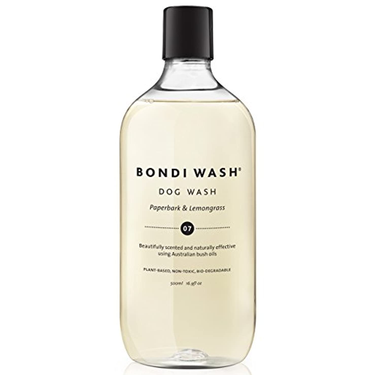 無知ボット石灰岩BONDI WASH-ボンダイウォッシュ-ドッグウォッシュ ペイパーバーク&レモングラス (250ml)