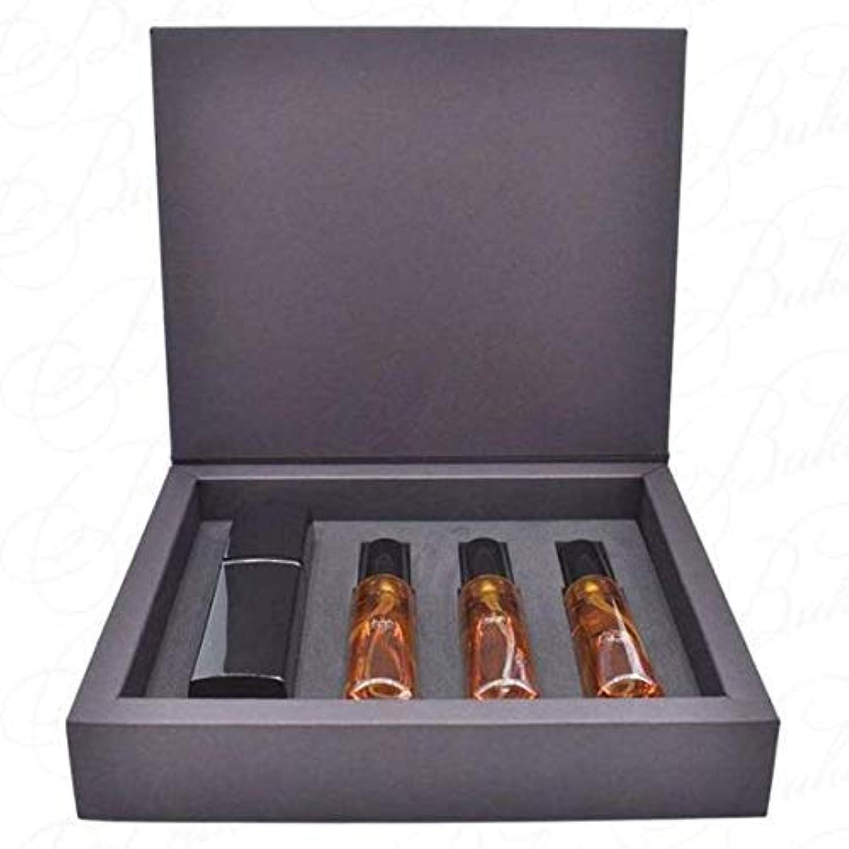 ブル賭けベンチャーFranck Boclet Incense Eau de Parfum travel set 4x20 ml New in Box