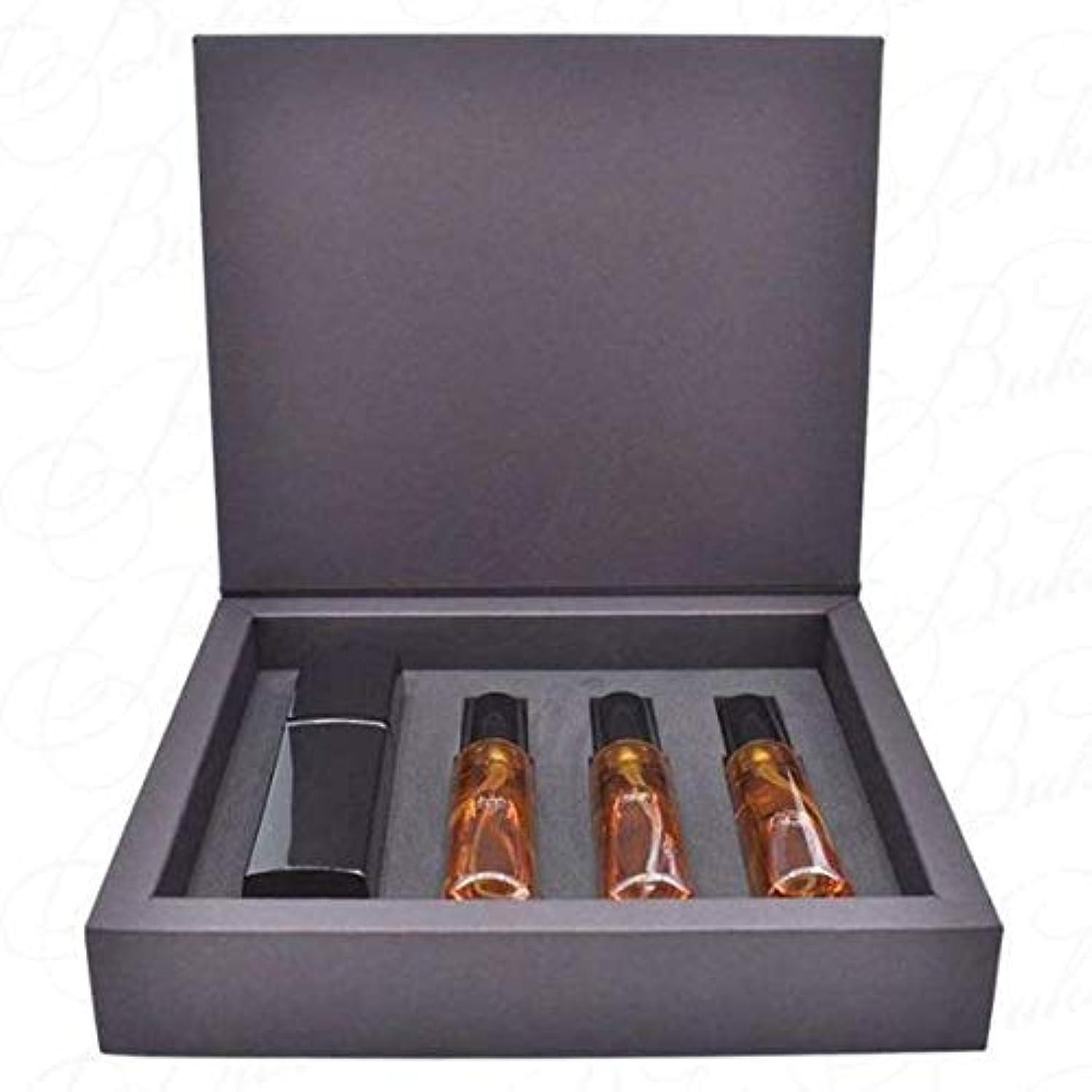 ぜいたく米ドル神のFranck Boclet Incense Eau de Parfum travel set 4x20 ml New in Box