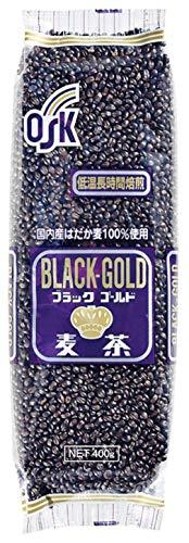 OSK OSK ブラックゴールド麦茶 400g×20個