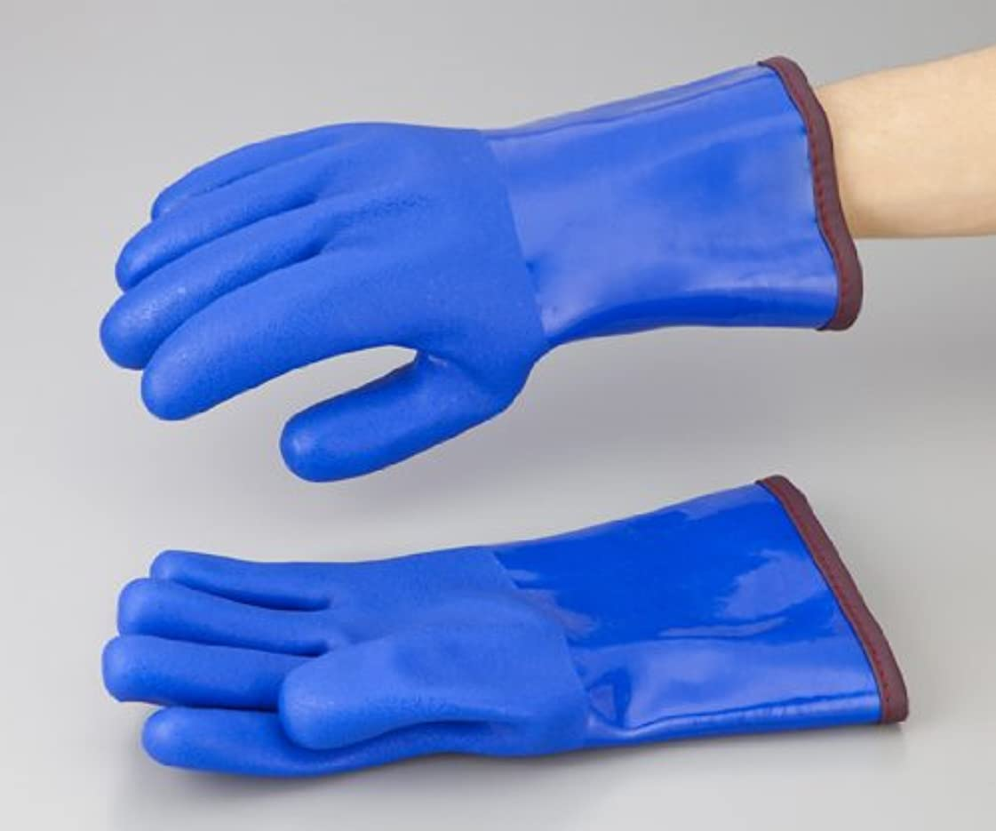 比類のない予言する肌寒いアズワン1-535-02アズセーフ防寒手袋958XL