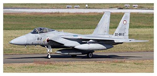 フジミ 日本の戦闘機シリーズ No.3 1/48 F15-J イーグル 百里基地 第305飛行隊