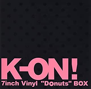 "K-ON! 7inch Vinyl ""Donuts"" BOX [数量限定商品] [Analog] by VARIOUS ARTISTS (B009SETU96) 