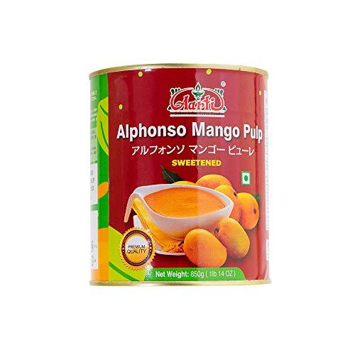 神戸アールティー Aarti アルフォンソ マンゴーピューレ 850g Mango Pure