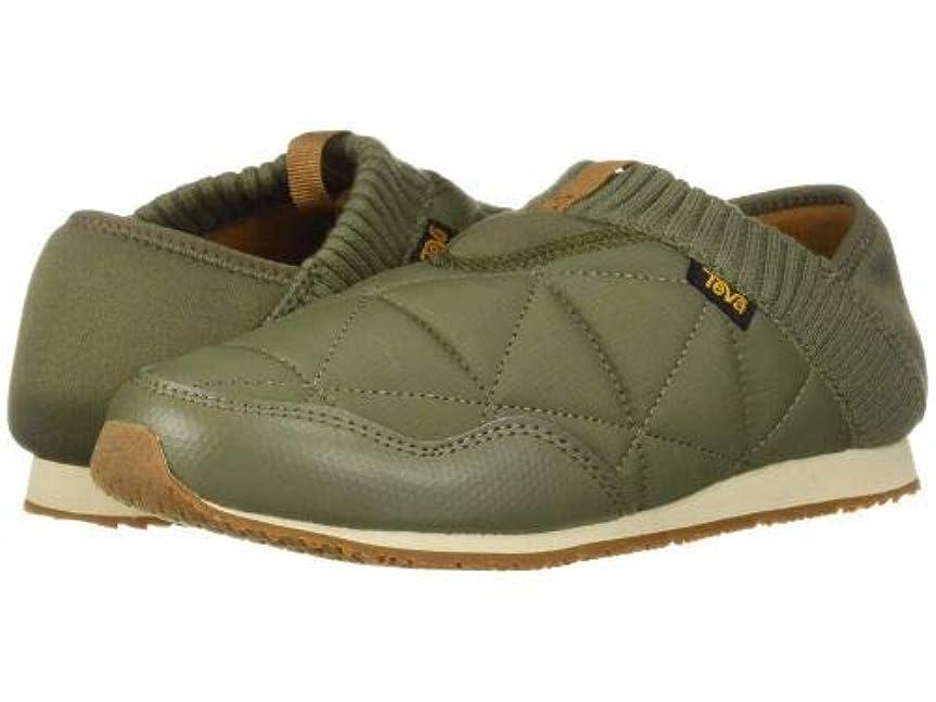 手争うグリップTeva(テバ) レディース 女性用 シューズ 靴 スニーカー 運動靴 Ember Moc - Burnt Olive [並行輸入品]