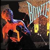 """Let's Dance - David Bowie Artwork Magnet Decal, 3"""" x 3"""" Novelty Fridge Magnets"""