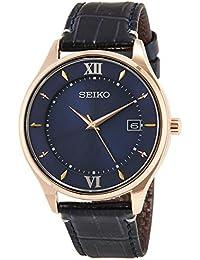 [セイコー セレクション]SEIKO SELECTION 腕時計 セイコー セレクション エターナルブルー限定 限定800本 ソーラー チタンモデル ブルー革バンド SBPX116 メンズ