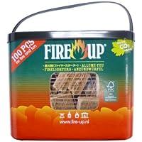 Fire up(ファイヤーアップ) ファイヤーアップ 100キューブバケット