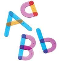 Learning Resources Letter Construction Activity Set [並行輸入品]