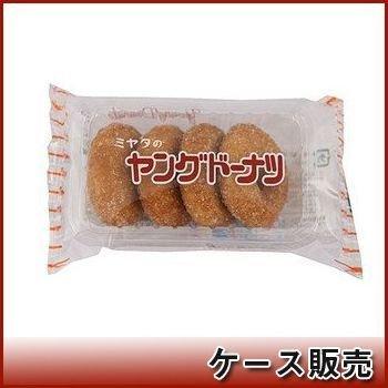 宮田製菓 ヤングドーナツ 4個入り × 20個