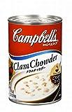 <12缶セット>キャンベル クラムチャウダー Jラベル 305g(3人前)×12個