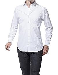 (バルバ) BARBA ホリゾンタルカラー シャツ/ワイシャツ/CULTO [並行輸入品]