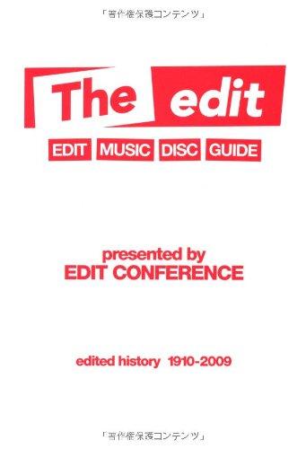 THE EDIT エディット・ミュージック・ディスク・ガイド (P‐Vine BOOKs)の詳細を見る