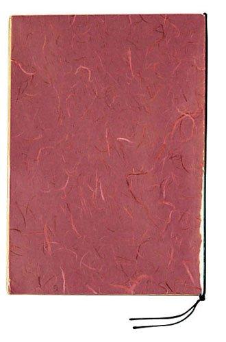 シンビ 和風 メニューブック 赤 #800-2