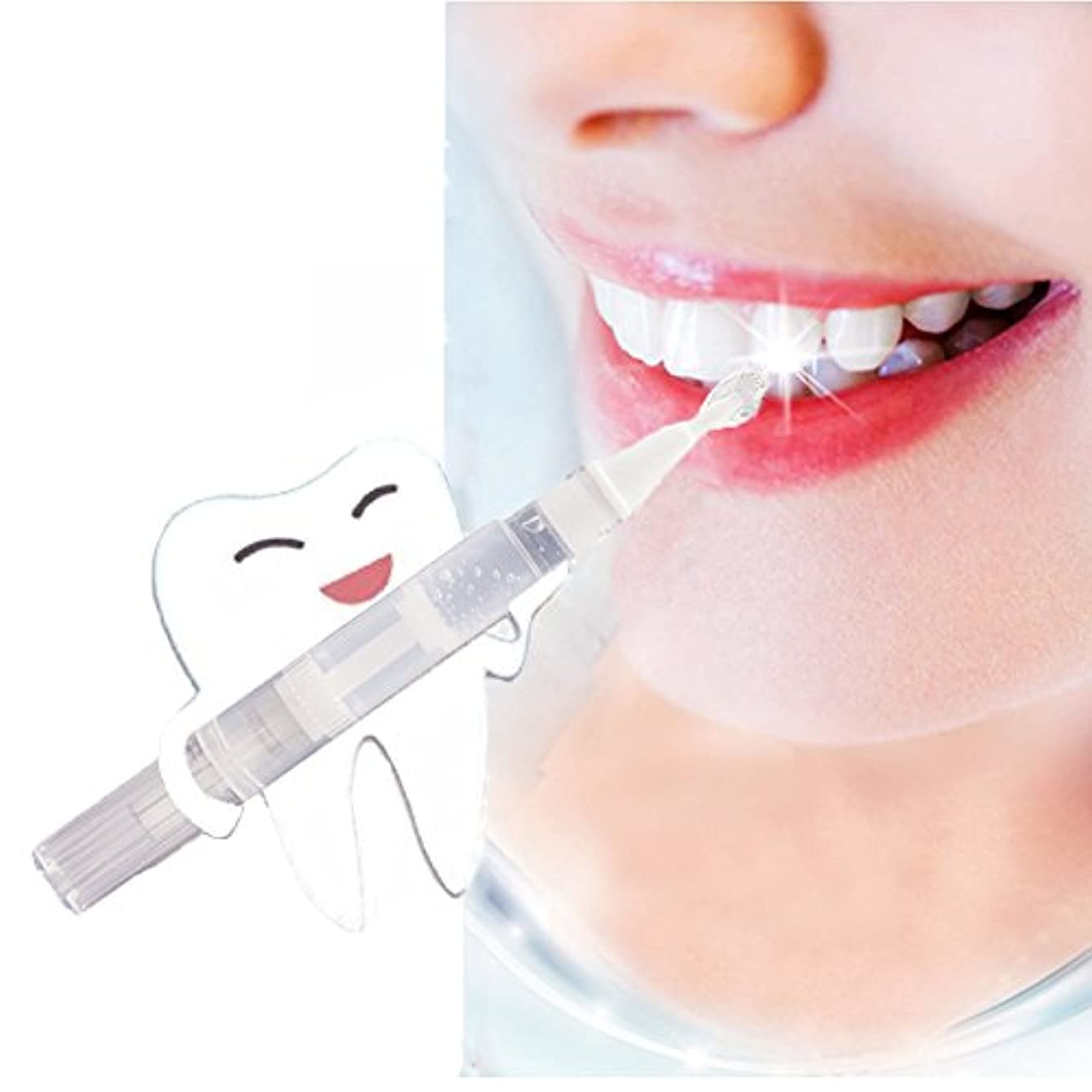 普通の伝染性すごいPerPure 歯を白くする ホワイトニングペン 10pcs  (ペン)