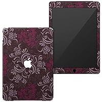 igsticker iPad 6(2018) 9.7インチ 専用スキンシール フルカバータイプ apple iPad 6 シール 第6世代 アップル アイパッド A1893 A1954 全面スキンシール フル 背面 側面 正面 液晶 ステッカー タブレット 保護シール 000382