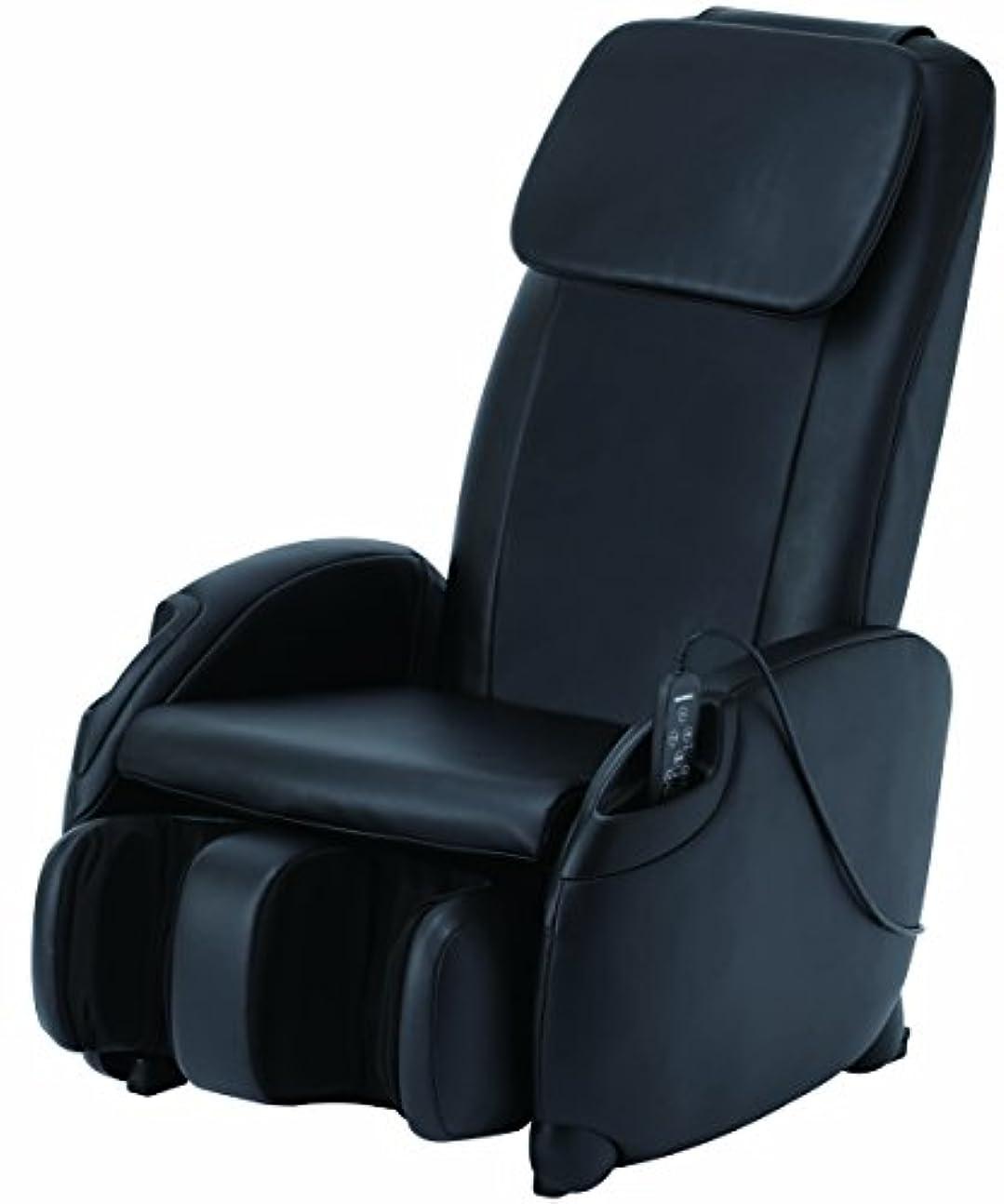 完全に乾く不健康楽しませるスライヴ マッサージチェア くつろぎ指定席Light ブラック CHD-3400(K)