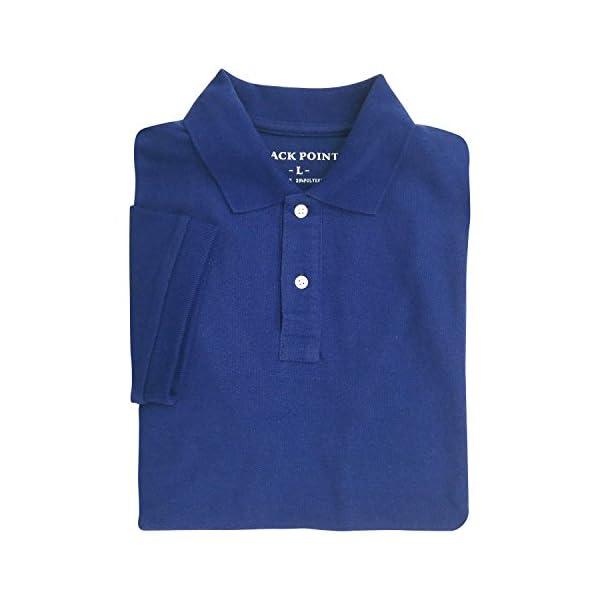 [セシール] ポロシャツ UVカット半袖ポロシ...の紹介画像3