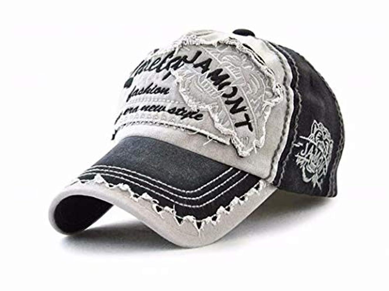 やろう銛見つける七里の香 帽子 キャップ レディース 無地 UV 男女兼用 ローキャップ 野球帽