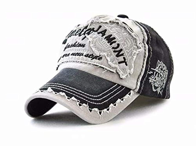 スポーツマン真っ逆さまパッド七里の香 帽子 キャップ レディース 無地 UV 男女兼用 ローキャップ 野球帽