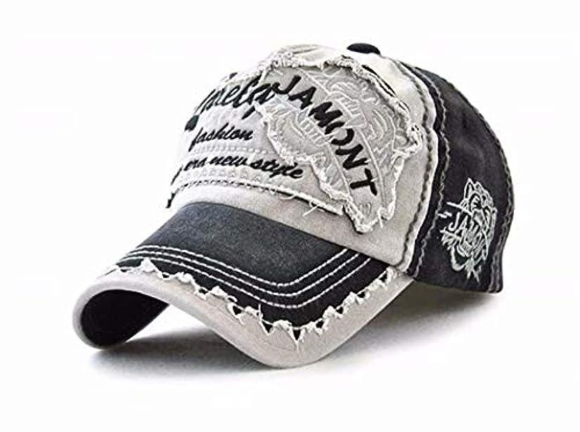 タフ耳最後に七里の香 帽子 キャップ レディース 無地 UV 男女兼用 ローキャップ 野球帽