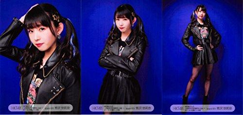 【熊沢世莉奈】 公式生写真 HKT48 6フェス 6周年記念...