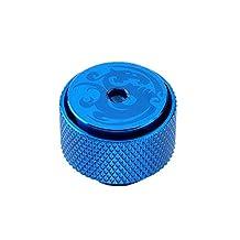 "Bitspower G1/4"" Air Exhaust Fitting, Royal Blue Body"
