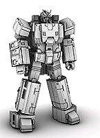 MoonStudio ロボット 光の戦士 列車変形 MS-004