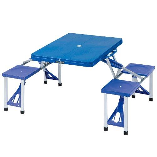 BUNDOK(バンドック) ピクニック テーブル セット BD-190