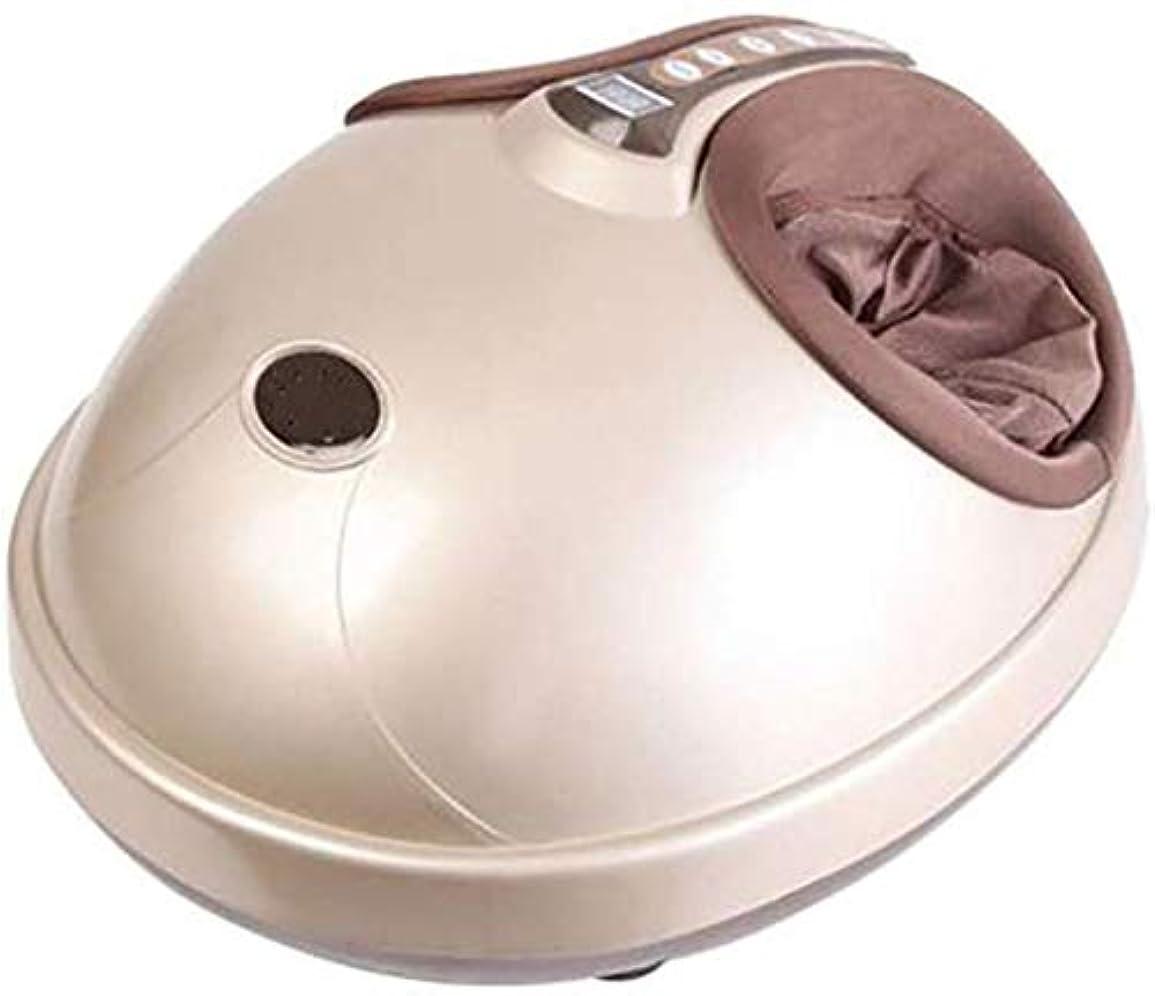 市町村靴の血液循環を促進するマッサージ、ペダルエアバッグ赤外線/暖房マッサージ器を混練指圧3Dフットマッサージ機、電気リモートコントロールフットマッサージャー、