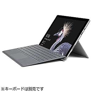 マイクロソフト Surface Pro [サーフェス プロ ノートパソコン] Office H&B搭載 12.3型 Core i5/128GB/4GB FJT-00014