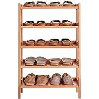 YANFEI 多層靴ラック木材クリエイティブシンプルな木製靴棚多目的 (サイズ さいず : 920*350*600MM)