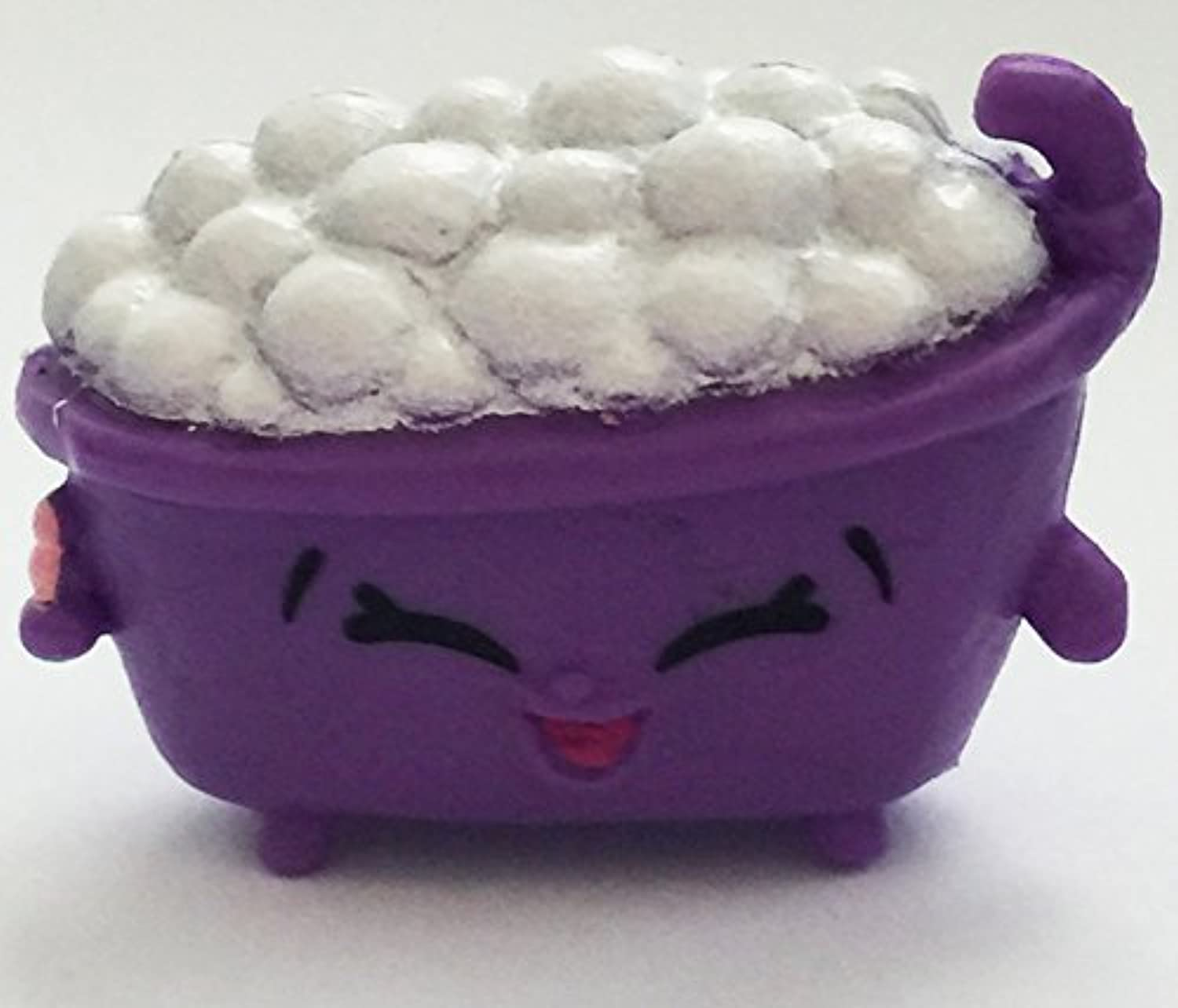 Shopkins Season 5 Bertha Bath Purple #5-059 [並行輸入品]