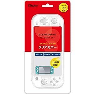 Nintendo Switch Lite 用 クリアカバー Z8542