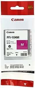 キヤノン 染料マゼンタインク PFI-104M 3631B001