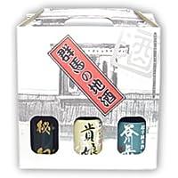 群馬県卸酒販 群馬の地酒 地酒で飲み比べ(秘幻、谷川岳、貴娘)各180ml