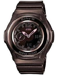 Casio カシオ Women's BGA141-5B Black Resin クオーツ with Black Dial レディス 女性用 腕時計 [並行輸入品]