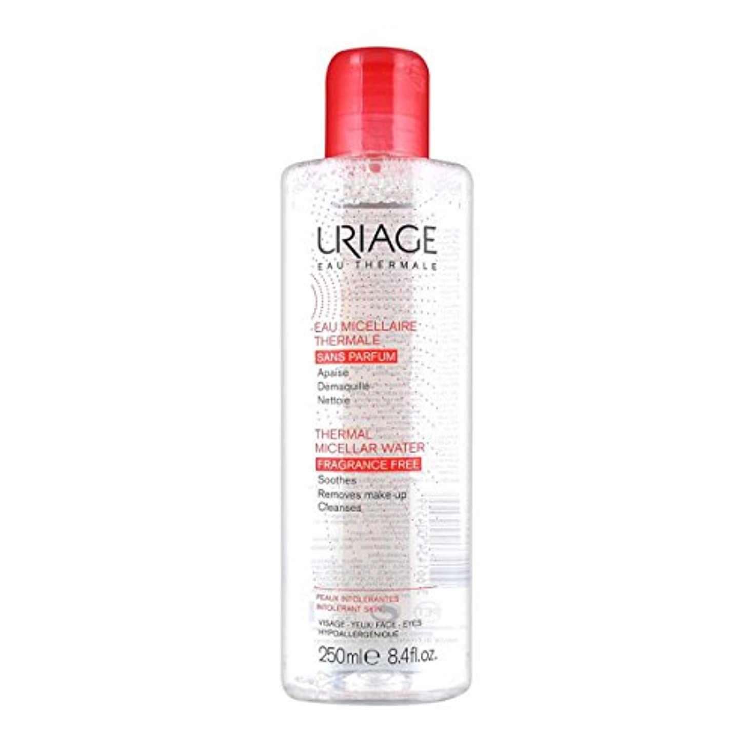 Uriage Thermal Micellar Water Fragrance Free Intolerant Skin 250ml [並行輸入品]
