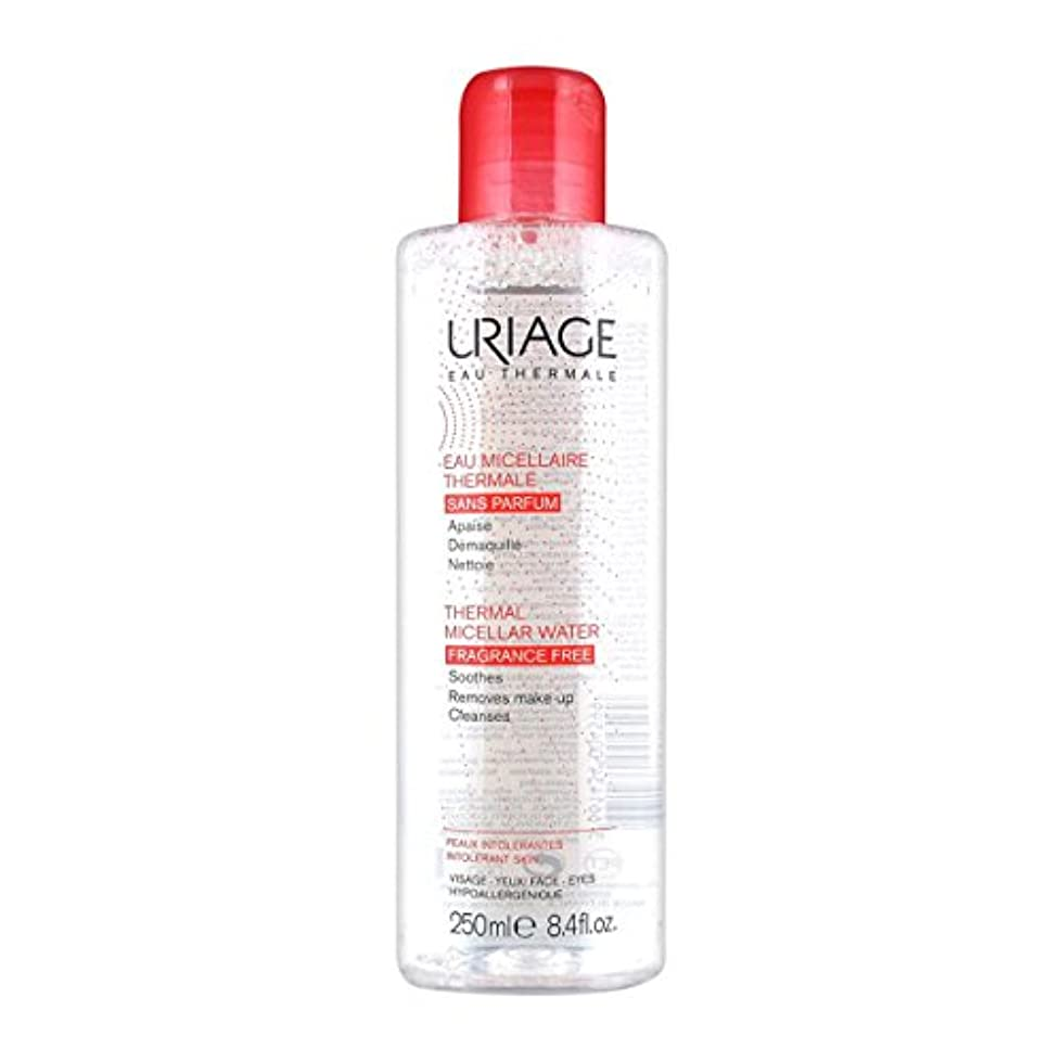 特徴ブランドイースターUriage Thermal Micellar Water Fragrance Free Intolerant Skin 250ml [並行輸入品]