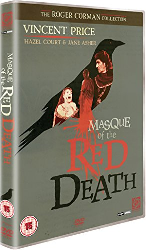 a comparison of the novel the masque of the red death with the movie and the band played on The masque of the red death is a 1964 a dialogue from the movie can be heard during almost two the original article was at the masque of the death red.